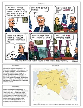 ISIS (Document Packet) (1 of 2)
