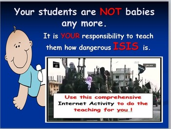 ISIS ISIL or Daesh: Whatever you call them~ Call them BARBARIC !