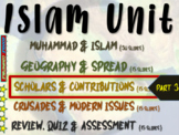 ISLAM (PART 3: SCHOLARS & CONTRIBUTIONS) visual, textual, engaging 90-slide PPT