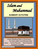 ISLAM and MUHAMMAD Summary Activities and Quiz