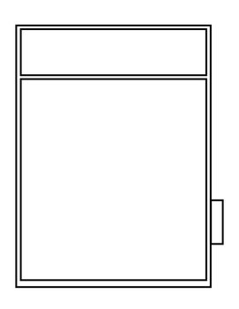 ISN Unit Title Pages: Blank Templates-6 Tabbed Dividers