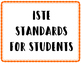 ISTE Standards Posters