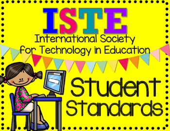 ISTE Student Standards