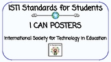 ISTI Standards for Students - Posters