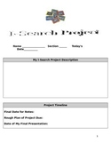 ISearch Student Packet