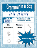 IT IS  and IT ISN'T (Quick & Effective ELL-ESL-EFL Flash Cards)