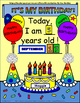 IT'S MY BIRTHDAY! Photo Pages, Coloring Pages & Poster Bundle