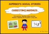 IT'S OK TO MAKE MISTAKE - SOCIAL STORY