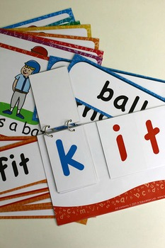 'IT WORD FAMILY' Phonics Lesson Package
