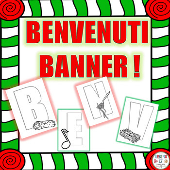 Benvenuti Banner (Cultura)