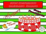 ITALIAN: Buon Compleanno Calendario