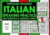 ITALIAN CONVERSATION CARDS MINI-BUNDLE #1