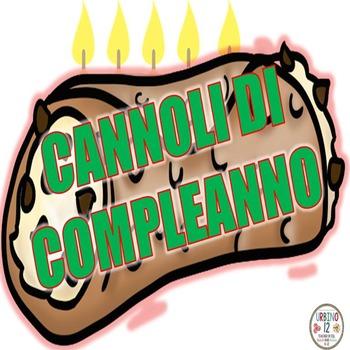 Italian:  I Cannoli di Compleanno