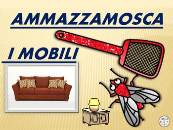 ITALIAN GAME: AMMAZZAMOSCA I MOBILI