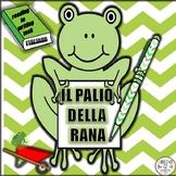 ITALIAN: Il Palio della Rana Reading to Writing Task