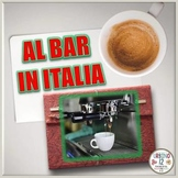 ITALIAN CHANT: AL BAR IN ITALIA