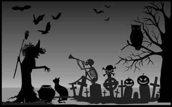 ITALIAN LESSON:  GLI AGGETTIVI (Smartboard) Halloween vocab.