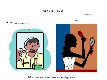 ITALIAN: I Verbi Riflessivi