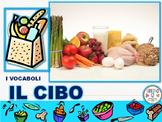 ITALIAN: IL CIBO