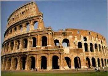 ITALIAN LESSON:  LA CITTA'  (Smartboard)