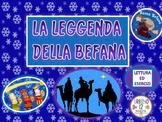ITALIAN: LA LEGGENDA DELLA BEFANA
