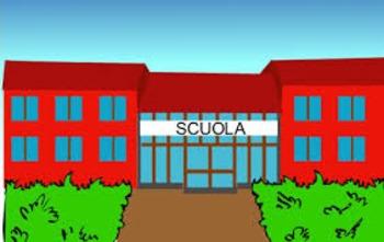 ITALIAN LESSON:  La Scuola  (Smartboard)