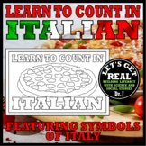 ITALIAN: Learn to Count in Italian