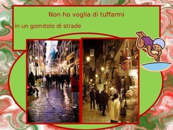 ITALIAN POEM: NATALE