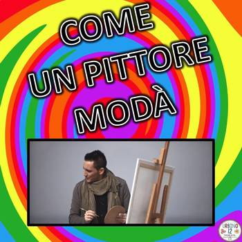 ITALIAN SONG: Come Un Pittore