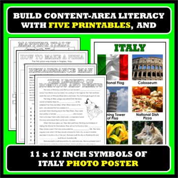 ITALY: Exploring the Culture of Italy Bundle
