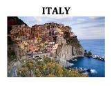ITALY UNIT (GRADES 4 - 8)