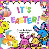 Easter Activities for K-1