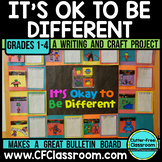 DIVERSITY LESSON | IT'S OK TO BE DIFFERENT DIVERSITY BULLETIN BOARD