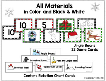 IT'S PARTY TIME!  Christmas Party Games