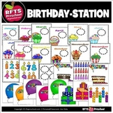 ITS YOUR BIRTHDAY STATION - CLASSROOM CENTER