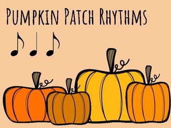 IWB Game: Pumpkin Patch Rhythms (Syncopa)