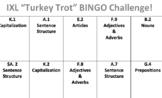 IXL Bingo Challenge (Editable)