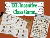 IXL Class Game Incentive