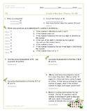 IXL Grade 8 Skills Check   Number Theory A1-A8
