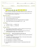 IXL Grade 8 Skills Check Ratios, Rates and Proportions H1-H12