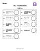 IXL Math Progress Charts for 4th Grade