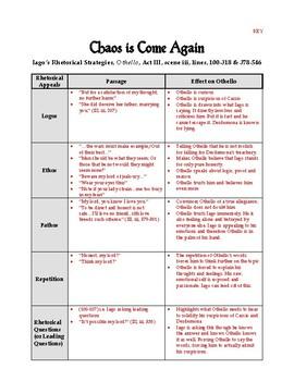 analysis of othello act 1 scene 3