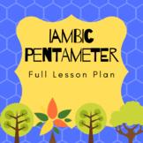 Iambic Pentameter Full Lesson Plan
