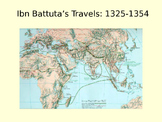 Ibn Battuta Overview Powerpoint