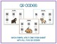 Ice Age Animals  - Research w QR Codes, Posters, Organizer - 11 Pack
