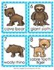 Ice Age Animals Write the Room