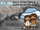Ice Age Basic Operations Jeopardy