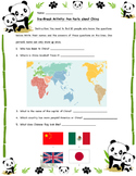 Ice-Break Activity: Fun Facts about China