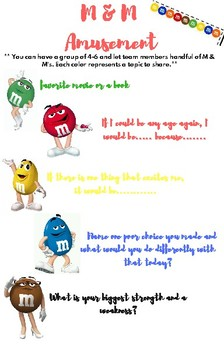 Ice Breaker Activities- GET TO KNOW YOU!