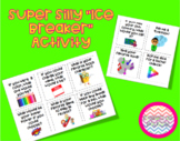 Ice Breaker Activity - Back to School